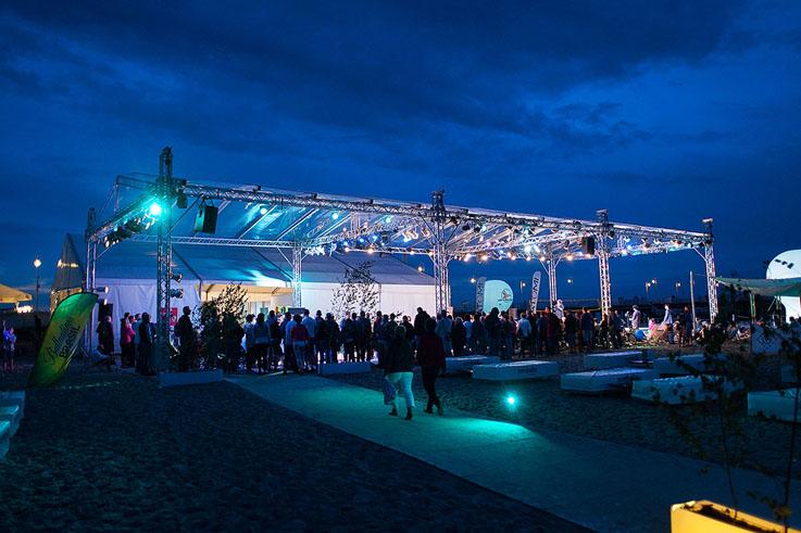 Organizacja pokazu na Sopot Art & Fashion Week