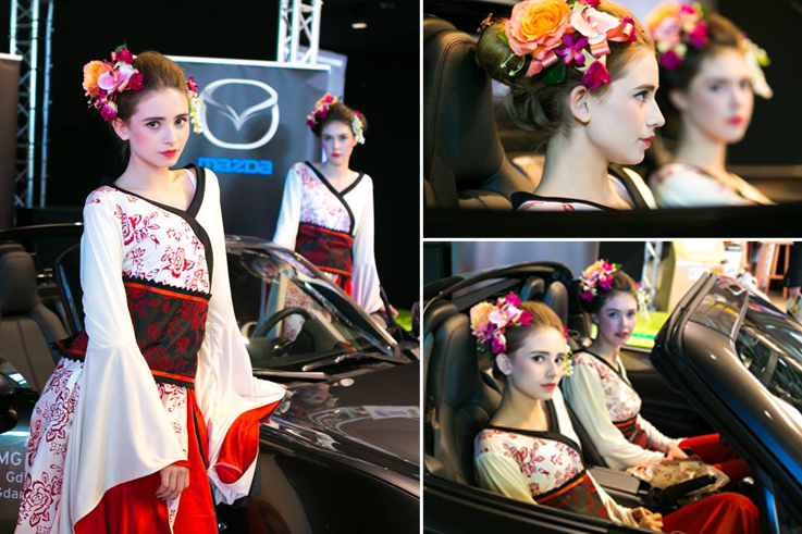 Promocja Mazda